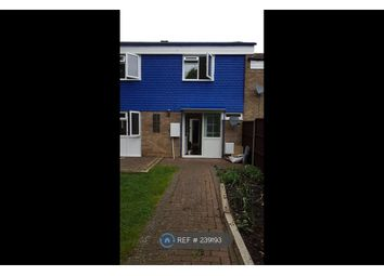 Thumbnail 4 bedroom terraced house to rent in Jessop, Hertfordshire