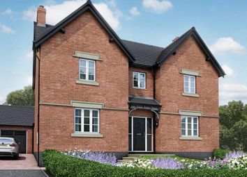 4 bed detached house for sale in Measham Road, Moira, Swadlincote DE12