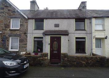 Thumbnail 3 bed terraced house for sale in Goodman Street, Llanberis, Caernarfon