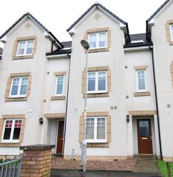 Thumbnail 3 bed town house for sale in 30, Midton Crescent, Moodiesburn, Glasgow, North Lanarkshire