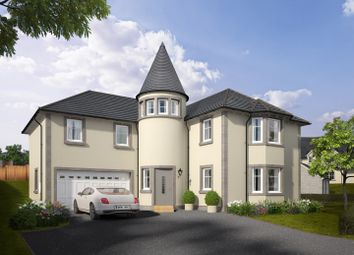 Thumbnail 4 bed detached house for sale in The Balmoral, Menzies Park, Riverside Of Blairs, Aberdeen