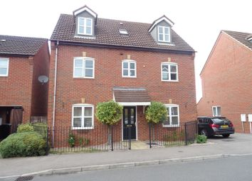 Thumbnail 5 bed detached house for sale in Chestnut Drive, Bagworth, Leicestershire