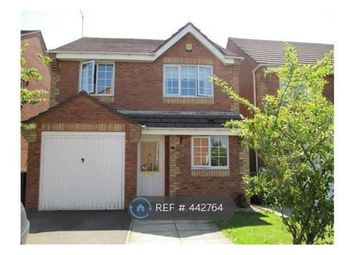 Thumbnail 3 bed detached house to rent in Saxon Close, Rugby