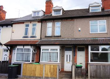 Thumbnail 3 bed terraced house for sale in Kingsway, Nottingham