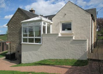 Thumbnail 3 bed cottage for sale in Rawburn Road, Near Longformacus, Near Duns, Borders