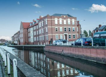Thumbnail 2 bedroom flat for sale in Minster Wharf, Beverley