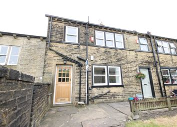Thumbnail 2 bed cottage to rent in School Green, Thornton, Bradford