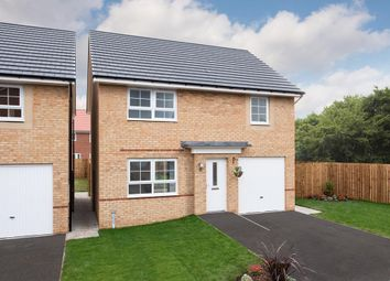 "Thumbnail 4 bedroom detached house for sale in ""Windermere"" at Carter Knowle Road, Bannerdale, Sheffield"