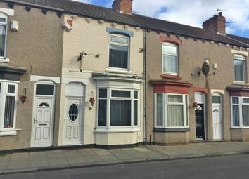 Thumbnail 2 bedroom terraced house for sale in Ryedale Street, North Ormesby, Middlesbrough