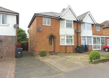 Thumbnail 3 bed property to rent in Baldwins Lane, Hall Green, Birmingham