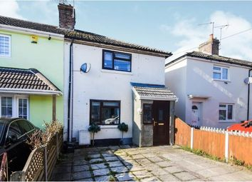 Thumbnail 2 bed end terrace house for sale in ., Chelmsford, Essex