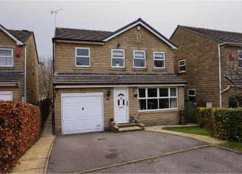 Thumbnail 4 bedroom detached house for sale in Ridge View Drive, Birkby