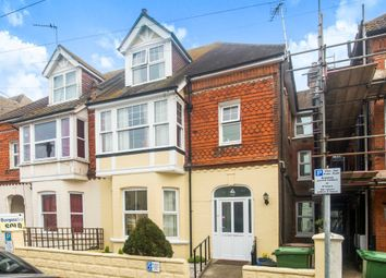 Thumbnail 4 bedroom terraced house for sale in Albany Road, Bexhill-On-Sea