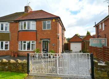 Thumbnail 3 bed semi-detached house for sale in Miriam Avenue, Somersall, Chesterfield