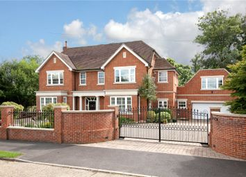 Thumbnail 5 bedroom detached house for sale in Silwood Close, Ascot, Berkshire