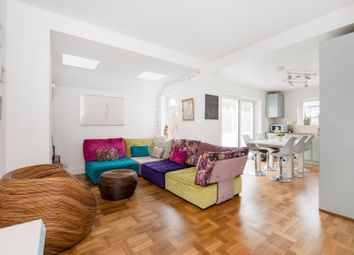 Thumbnail 3 bed flat for sale in Hanover Road, London