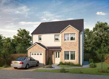 Thumbnail 4 bed detached house for sale in Dumbarton Drive, Glenboig