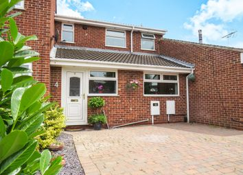 Thumbnail 2 bedroom town house for sale in Slindon Croft, Alvaston, Derby
