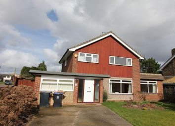 Thumbnail 4 bed detached house to rent in Mayflower Way, Beaconsfield