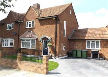 Thumbnail 2 bed semi-detached house for sale in Beanshaw, Eltham