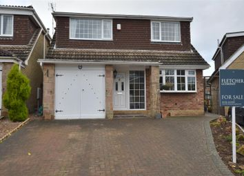 Thumbnail 4 bedroom detached house for sale in Towle Close, Borrowash, Derby