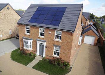 4 bed detached house for sale in Quintus Close, Fairfields, Milton Keynes MK11