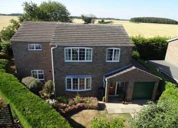Thumbnail 4 bed detached house for sale in Kirkdale Close, Leasingham, Sleaford