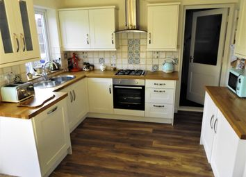 Thumbnail 4 bed link-detached house for sale in Saxon Road, Penkridge, Stafford