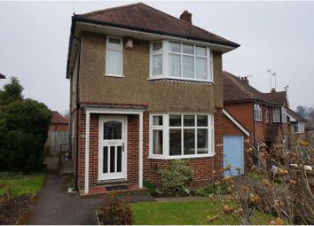 Thumbnail 3 bed detached house for sale in Ravenswood Avenue, Tunbridge Wells