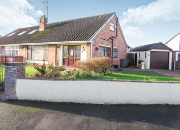 Thumbnail 3 bedroom semi-detached bungalow for sale in Springfield Avenue, West Kirby, Wirral