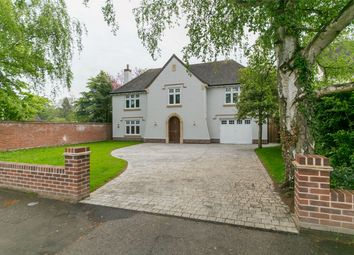 Thumbnail 5 bed detached house for sale in St Clare Road, Lexden, Colchester, Essex