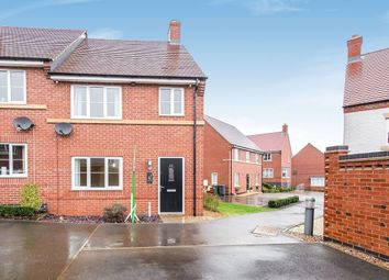 3 bed semi-detached house for sale in Spitfire Road, Castle Donington, Derby DE74