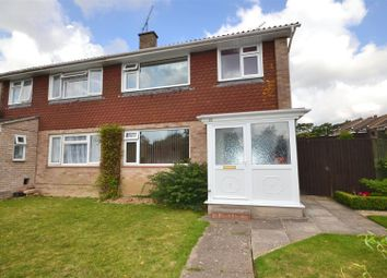 Thumbnail 3 bedroom semi-detached house for sale in Chestnut Way, Dorchester