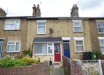 Thumbnail 2 bed terraced house for sale in Burghley Road, Peterborough, Cambridgeshire, United Kingdom