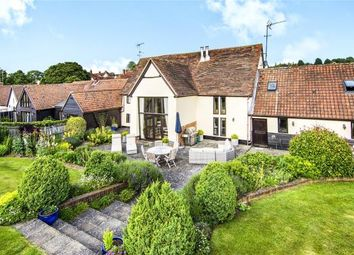 Thumbnail 5 bed semi-detached house for sale in Park Street, Thaxted, Dunmow, Essex