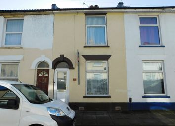 Thumbnail 2 bedroom terraced house for sale in Malta Road, Portsmouth