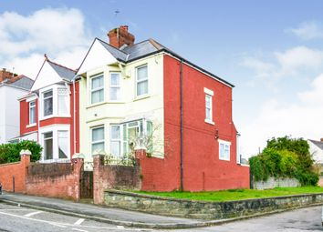 3 bed semi-detached house for sale in Tynewydd Road, Barry CF62