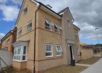 Thumbnail 4 bed detached house to rent in Lockwood Way, Hampton Water, Peterborough