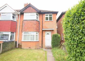 Thumbnail 3 bedroom semi-detached house for sale in Lindsworth Road, Kings Norton, Birmingham