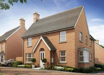 """Thumbnail 4 bed detached house for sale in """"Lincoln"""" at Bevans Lane, Pontrhydyrun, Cwmbran"""