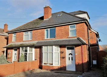 Thumbnail 4 bed semi-detached house for sale in Holmer Road, Holmer, Hereford