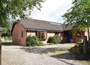 Thumbnail 4 bed detached bungalow for sale in Mill Street, Prees, Whitchurch