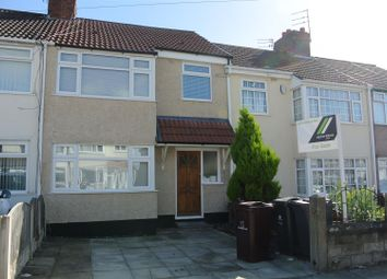 Thumbnail 3 bed semi-detached house for sale in Wyndham Avenue, Bowring Park, Liverpool