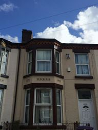 Thumbnail 3 bed terraced house for sale in Cecil Street, Liverpool
