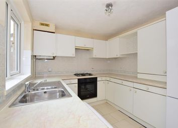 Thumbnail 3 bed town house for sale in Pine Gardens, Horley, Surrey