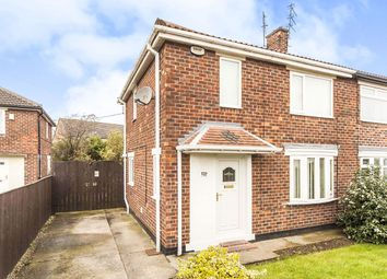 Thumbnail 2 bedroom semi-detached house for sale in Church Lane, Eston, Middlesbrough