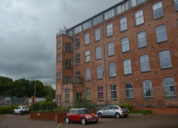 Thumbnail 2 bed flat for sale in Sanvey Mill, 1 Junior Street, Leicester