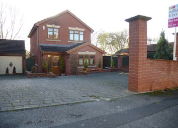 Thumbnail 3 bed detached house for sale in Ascot Avenue, Kimberley, Nottingham