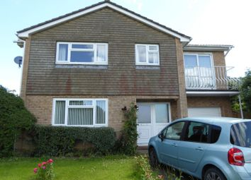Thumbnail 4 bedroom detached house to rent in Atherton Way, Tiverton