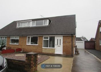 Thumbnail 3 bed semi-detached house to rent in Ribblesdale Drive, Grimsargh, Preston